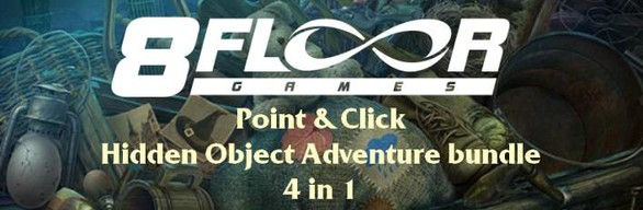 Point & Click Hidden Object Adventure bundle with TCards!