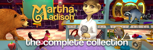 Martha Madison: The Complete Collection