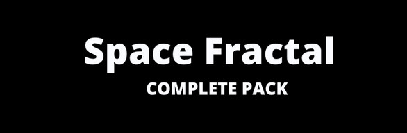 Complete Space Fractal Pack