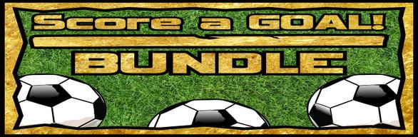 Score a goal  (Physical football) Bundle