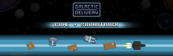 Galactic Delivery & Soundtrack