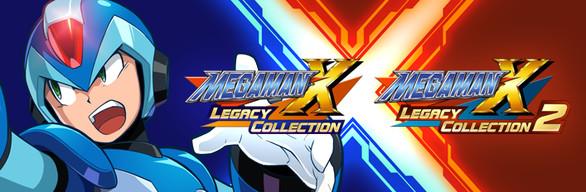 mega man x legacy collection 1 2 bundle ロックマンx アニバーサリー