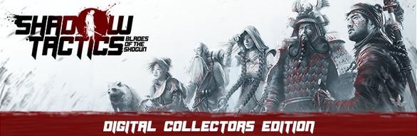 Shadow Tactics Digital Collectors Edition