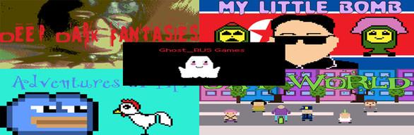Ghost_RUS Games MEGA BUNDLE