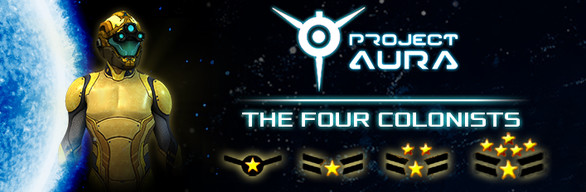The Four Colonists