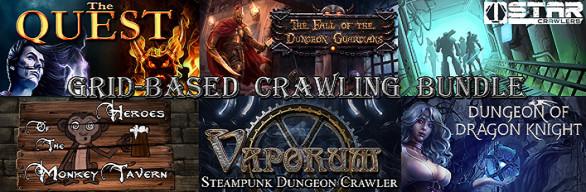 Grid-based Crawling Bundle