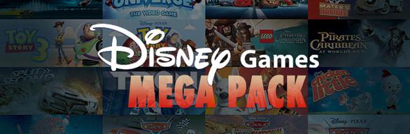 Disney Games Mega Pack