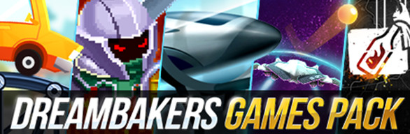 Dreambakers Games Pack