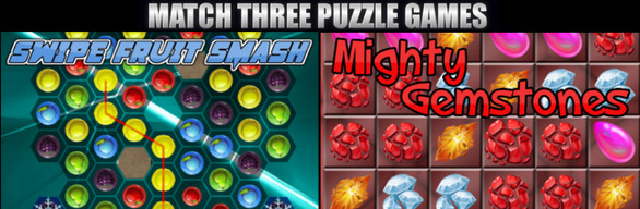 Match Three Puzzle Bundle