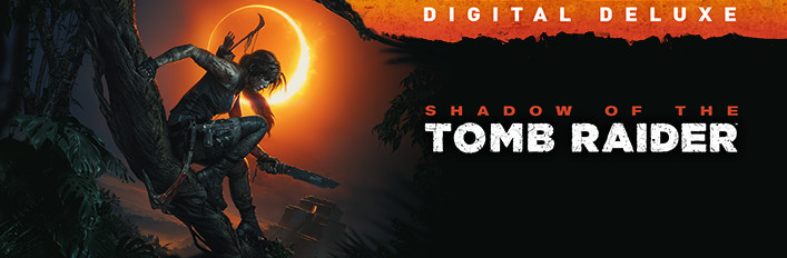 Shadow of the Tomb Raider Digital Deluxe Edition