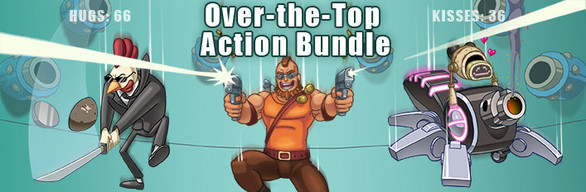 Over-the-Top Action Bundle