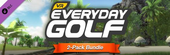 Everyday Golf VR - 2 pack