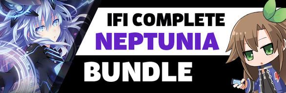 IFI Complete Neptunia Bundle / 戰機少女完全組合包