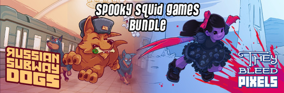 Spooky Squid Games Bundle
