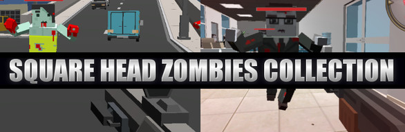 Square Head Zombies Collection