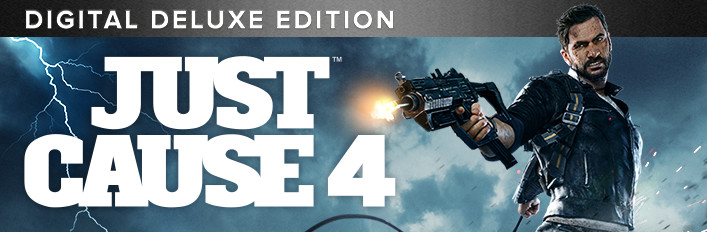 Just Cause 4 Digital Deluxe Edition