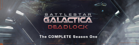 Battlestar Galactica Deadlock Season One