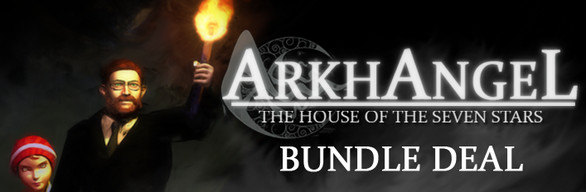 Arkhangel: The House of the Seven Stars - Game + Soundtrack