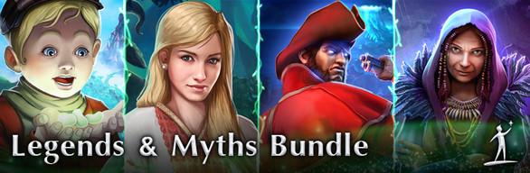 Legends & Myths Bundle