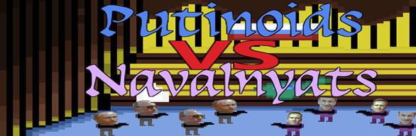 Putinoids VS Navalnyats - Russia Edition
