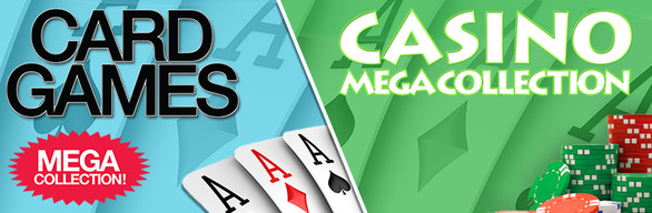 Cards and Casino Mega Pack