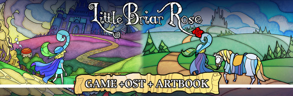 Little Briar Rose: Game + OST + Artwork Pack
