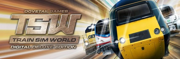 Train Sim World® Digital Deluxe Edition - Complete My Collection for Existing Owners