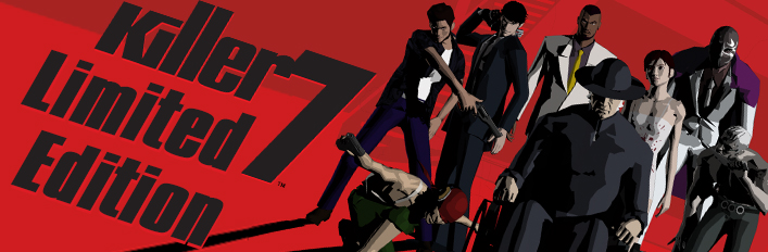 killer7: Digital Limited Edition on Steam