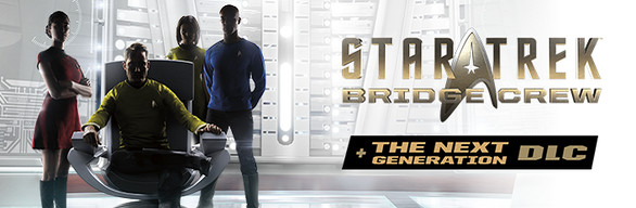 Star Trek: Bridge Crew – Bundle Game and The Next Generation