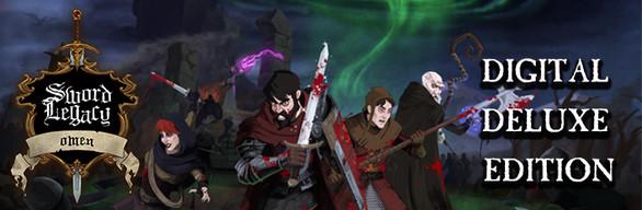 Sword Legacy Omen Digital Deluxe Edition