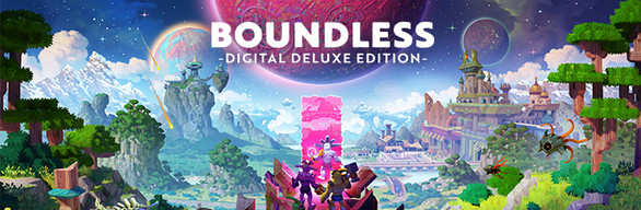 Boundless Deluxe Edition
