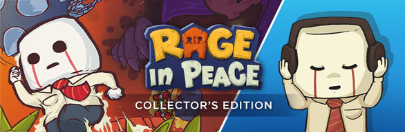 Rage in Peace Collector's Edition - Includes Game and Soundtrack