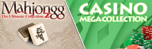 Mahjongg and Casino Mega Pack