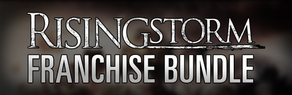 Rising Storm Franchise Bundle