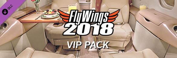 FlyWings 2018 - VIP Pack