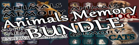 Animals Memory - BUNDLE!