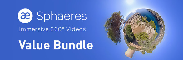 SPHAERES VR | 360° Video Experiences | ULTIMATE VALUE (All-in-One)
