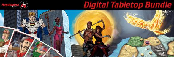 Handelabra Digital Tabletop Collection