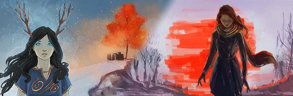 Illustration de Seers Isle et de Along The Edge.