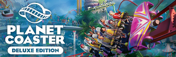 Planet Coaster Deluxe Edition
