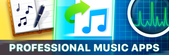 Professional Music Apps