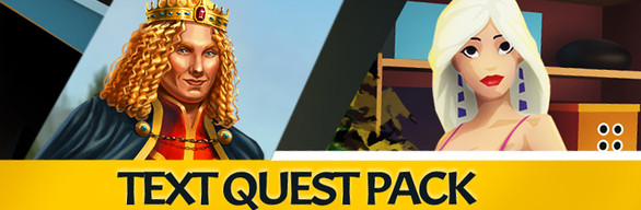 Text Quest Pack