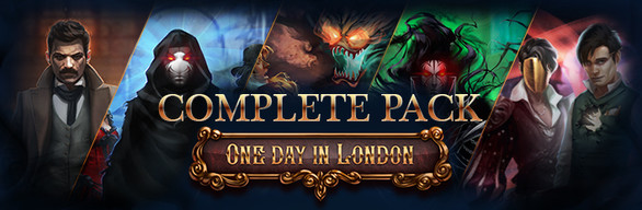 One Day in London COMPLETE PACK