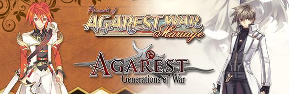 Agarest War + Mariage Set