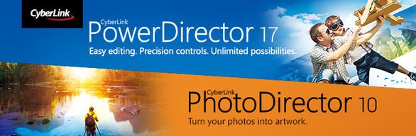 CyberLink PowerDirector 17 Ultra + PhotoDirector 10 Ultra Duo