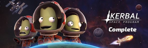 Kerbal Space Program Complete Edition