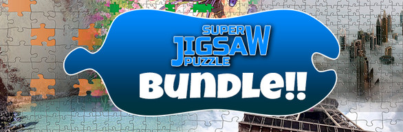 Super Jigsaw Puzzle Collection