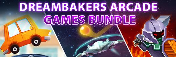 Dreambakers Arcade Games Bundle
