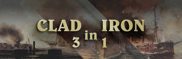 CLAD in IRON: 3 in 1