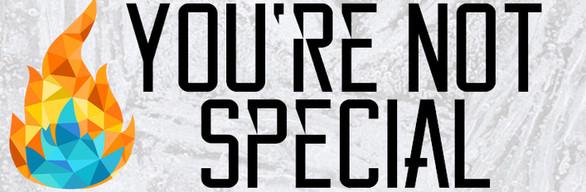You're Not Special Game + Original Soundtrack